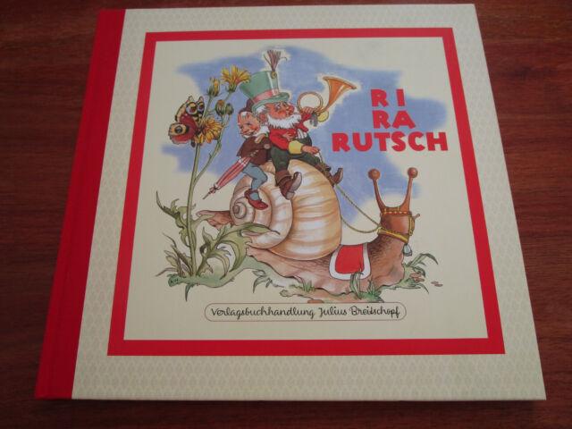 E1857) KINDERBUCH RI RA RUTSCH ANNE PEER/ANNY HOFFMANN BREITSCHOPF VERLAG 2000