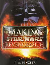 Star Wars Ser The Making Of Star Wars Revenge Of The Sith By J W Rinzler 2005 Trade Paperback For Sale Online Ebay