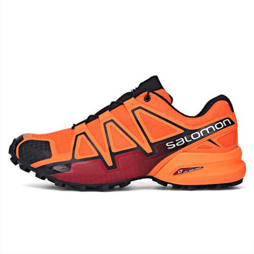 New S alomon Speedcross Herren Outdoor-Schuhe Laufschuhe Offroad-Wanderschuhe