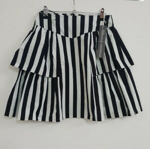 NEW-Finders-Keepers-womens-striped-skirt-size-10-BNWT-RRP-130-100-cotton-002