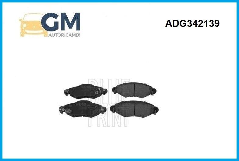 Blue Print ADT342139 Pastiglie freno anteriore