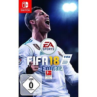 FIFA 18 / Deutsche-Version / NEU & OVP / Liefertermin 29.09.2017 / **TOP DEAL**