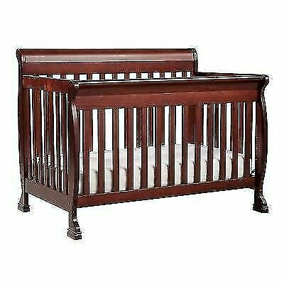 Davinci M5501c Convertible Crib Rich Cherry For Sale Online Ebay