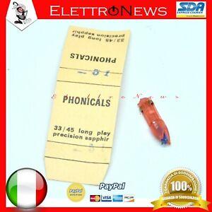 Puntina Phonicals 51 33/45 Long Play Precision Sapphir