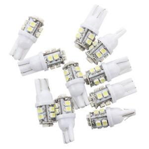 10-x-T10-168-194-W5W-Lampara-Luz-de-cuna10-LED-SMD-de-blanco-de-coche-12V-V8U9