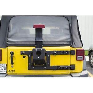 Details about MorRyde JP54-003 Tailgate Hinge Kit Fits Jeep Wrangler