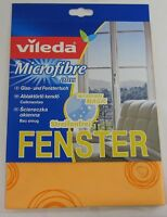 Vileda Window + Glass Cleaning Cloth - Made In Germany