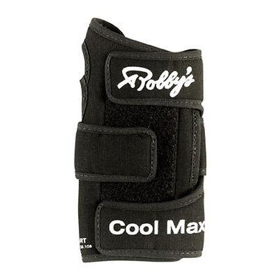 Robbys Original Cool Max Black Right Hand Bowling Glove