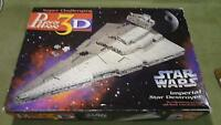 Puzz 3d Star Wars Imperial Star Destroyer Super Challenging Puzzle Game As-is