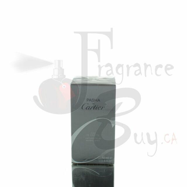 Vintage Pack - Pasha De Cartier M 50ml Boxed (Silver Box, No Batch)