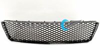 Front Grille For 06-09 Impala Ss / 12-13 Impala Ls Police Model Chrome Black