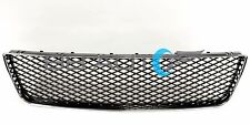 NEW FRONT GRILLE FOR 06-09 IMPALA SS / 12-13 IMPALA LS POLICE MODEL CHROME BLACK