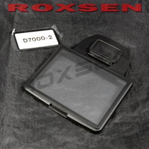 GGs Iii 3er Vidrio Óptico Protector De Pantalla Lcd Para Nikon D7000 Dslr Cámara