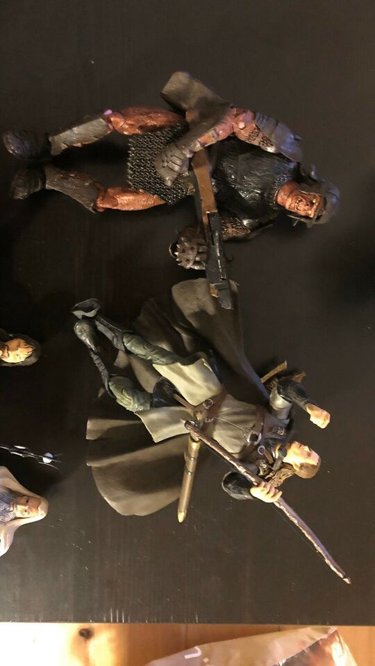 Lord of the Rings Actionfigurer, Marvel