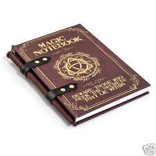 Cuaderno Bloc de Notas Harry Potter Magic Wand Notepad Lapiz Varita Magica