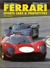 Ferrari Sports Cars & Prototypes 166 212 250 290 330 308 365 500 512 F40 Dino +