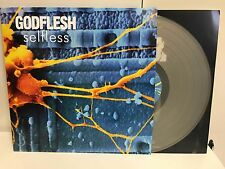"Godflesh ""Selfless"" Xnoybis Clear Vinyl - NEW"
