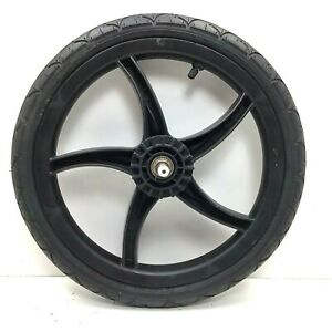Baby-Trend-16-034-Rear-Right-side-Jogger-Wheel-Black-1-75-Tire-Stroller-E91A