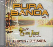 Banda San Jose De Mesillas Chuyin y Su Banda New Nuevo Sealed