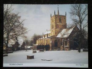 POSTCARD YORKSHIRE KNARESBOROUGH ST JOHN039S CHURCH - Tadley, United Kingdom - POSTCARD YORKSHIRE KNARESBOROUGH ST JOHN039S CHURCH - Tadley, United Kingdom