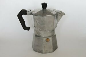 Image Is Loading Vintage Italy Drip Coffee Maker MOKA EXPRESS 1960