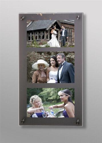 """Photo Cadre Photo pour 9x7/"""" ou 10 X 8/"""" photos toutes les couleurs Cheshire Acrylique"""