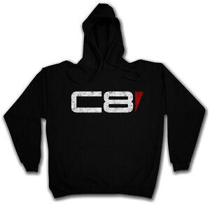 C8 Normandy Hoodie Sign Effect Sheppard Logo Jack Mass 1w16Irxvqp