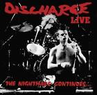 The Nightmare Continues von Discharge (2016)