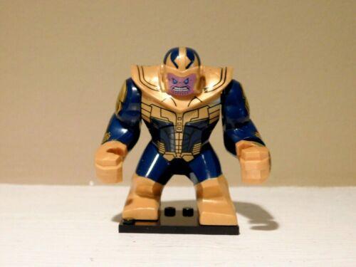 Minifigure Marvel Villain Thanos Avengers Infinity War Endgame 3/'/' figure