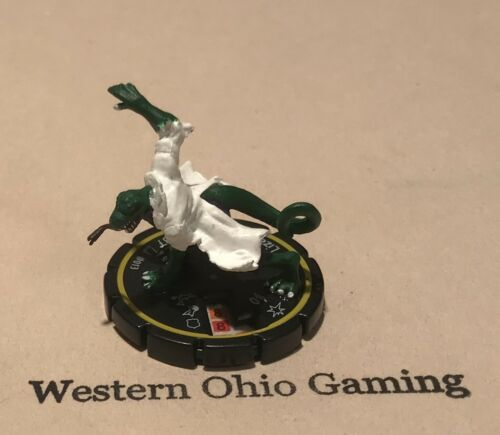 Heroclix Lizard #013 Rookie USED from Ultimates Booster Pack