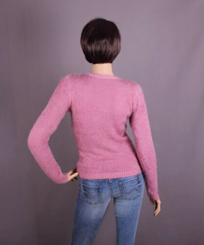 ou Lilas Avec Pull Taille choix votre Femme Couleur de L Strass M wU0w7qAO