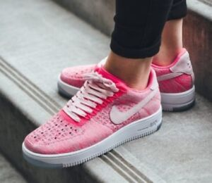nike air force 1 flyknit low donna