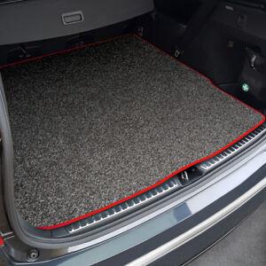 Seat Leon St Boot Mat 2014 Anthracite Tailored Bottom Floor Ebay