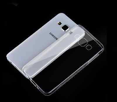 Crystal Clear Transparent PC Hard Back Case Cover For Samsung Galaxy A5 A5000