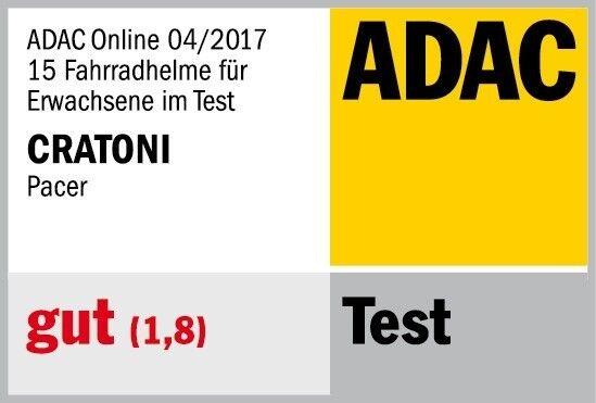 Cratoni - Pacer+ - Farbe  Weiß matt - Größe Größe Größe  S-M (54 - 58 cm) b1d6e1