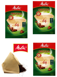 Melitta Original Filtre à café papiers {taille 1 x 4} from just £ 1.11 par 40 ex la TVA!