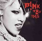 Try This [Bonus Tracks] by P!nk (CD, Nov-2003, Sony BMG)