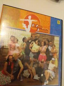 DVD-lote-Un-paso-adelante-5-dvds-con-mas-de-10-horas-de-capitulos-y-extras