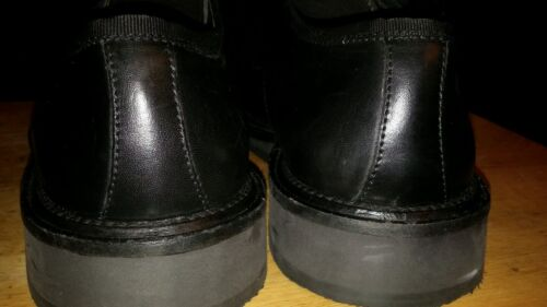 pelle in Banana militare Uomo cadet nero Abito italiana menta ragazzo 8 scarpe Republic agaqf