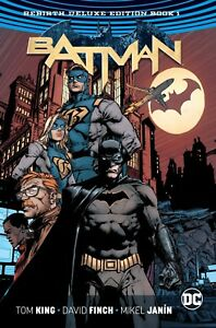 DC-COMICS-BATMAN-REBIRTH-BOOK-1-DELUXE-HARDCOVER-GRAPHIC-NOVEL
