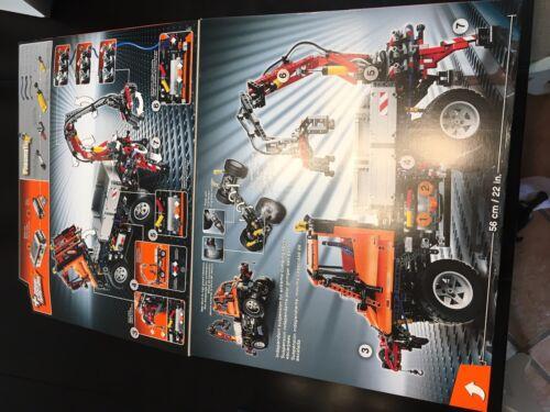 LEGO 8110 TECHNIC MERCEDES-BENZ UNIMOG U 400 /& MINT SEALED NEVER OPENED RETIRED
