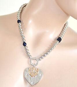 Collana-argento-girocollo-donna-ciondolo-CUORE-oro-regalo-san-valentino-610