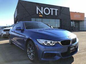2015 BMW Série 4 435i xDrive  Local Trade/MSport/Estoril Blue