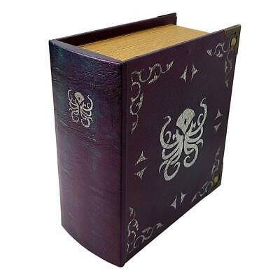 Cards Magic MTG Abyssal Grimoire Pro Tour Deck Box Spellbook Wooden Store 350