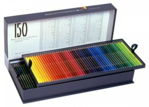 Holbein Artists Colored Pencils 150 Colors Set Paper Boxed OP945 EMS