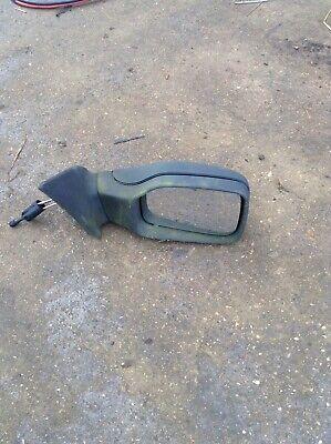 Peugeot 106 1991-2003 Door Mirror Manual Cable Black N//S Passenger Left