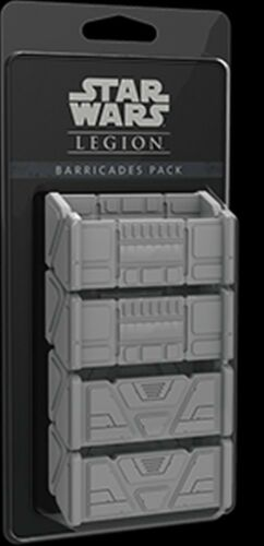 BARRICATE Pack per Star Wars Legion
