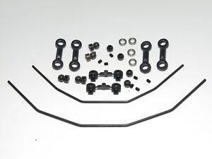 TKR9600 TEKNO ET48 2.0 TRUGGY FRONT REAR ANTI-ROLL STABILIZER SWAY BARS