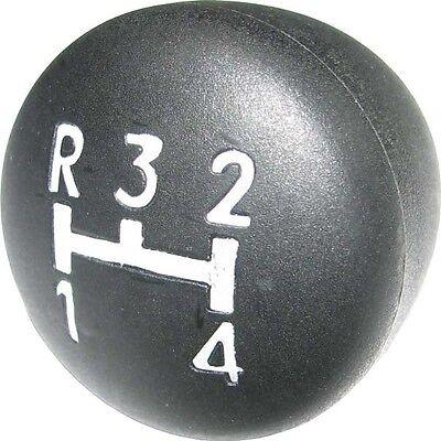 """148 Rational Boule Levier Vitesses """" Tracteur Mf 135 3/8"""" Unf R-1-2-3-4 Good Heat Preservation"""