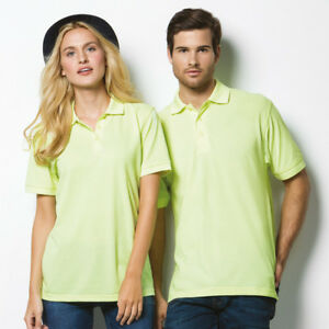 Kustom-Kit-Polo-para-hombre-Clasico-T-Shirt-Camisa-Informal-Comodidad-KK403-Ropa-De-Moda-Top